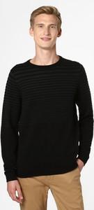 Czarny sweter Finshley & Harding z bawełny