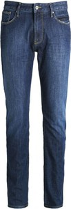 Jeansy Armani Jeans z bawełny w stylu casual