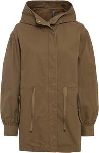 Brązowa kurtka bonprix w stylu casual