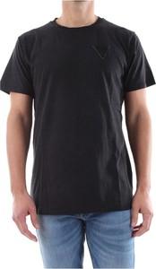 T-shirt Guess z bawełny z krótkim rękawem w stylu casual