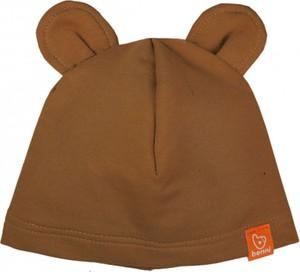 Brązowa czapka Benni