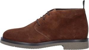 Buty zimowe Igi & Co sznurowane w stylu casual