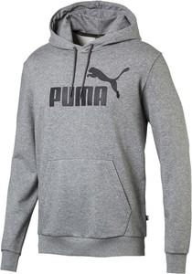 Srebrna bluza Puma w młodzieżowym stylu