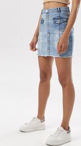 Spódnica born2be w młodzieżowym stylu mini