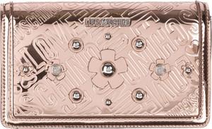 Różowa torebka Love Moschino