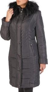 Płaszcz POLSKA w stylu casual długa