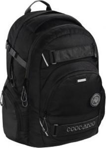 Czarny plecak Coocazoo