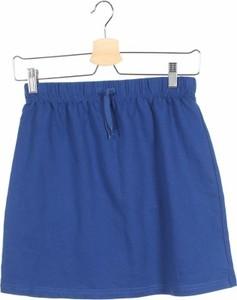 Niebieska spódniczka dziewczęca Futurino