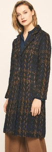 Płaszcz Surkana z wełny