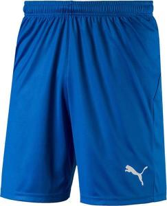 Niebieskie spodenki Puma