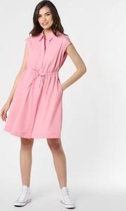 Różowa sukienka Hugo Boss mini
