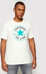 T-shirt Converse z bawełny
