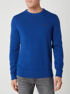 Sweter S.Oliver Red Label z bawełny z okrągłym dekoltem w stylu casual