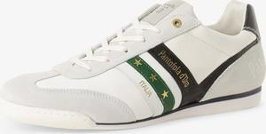 Pantofola d`Oro Pantofola d'Oro - Męskie tenisówki ze skóry, biały