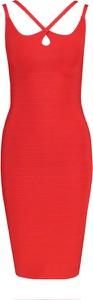 Sukienka Guess by Marciano ołówkowa midi