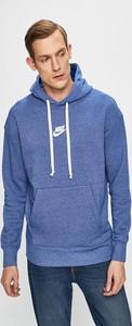 Niebieska bluza Nike Sportswear