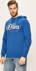Bluza S.Oliver z dzianiny