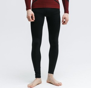 Czarne spodnie sportowe Feewear