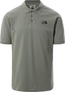 Koszulka polo The North Face w sportowym stylu