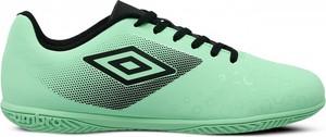 Miętowe buty sportowe umbro w sportowym stylu sznurowane