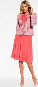 Różowa spódnica l'af