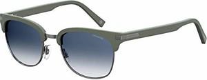 amazon.de Polaroid Eyewear męskie okulary przeciwsłoneczne Pld 2076/S wielokolorowe (zielone) 53