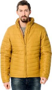 Żółta kurtka Wrangler w stylu casual