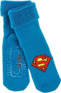 Niebieskie skarpetki Cool Club dla chłopców