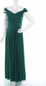 Zielona sukienka Troyden