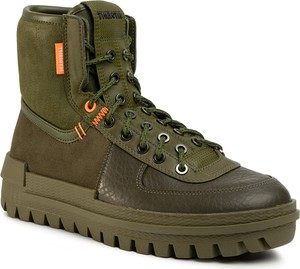 Buty zimowe Nike z zamszu