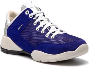 b1bf40b25d0df Niebieskie buty damskie Geox, kolekcja wiosna 2019