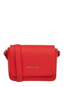 Czerwona torebka Valentino by Mario Valentino mała matowa