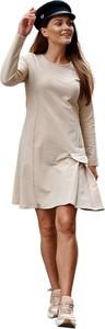 Sukienka Lemoniade z bawełny z długim rękawem mini