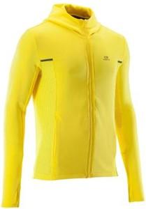 Żółta kurtka Kalenji