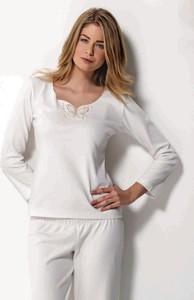 b2a11c8bb3a011 eleganckie piżamy damskie - stylowo i modnie z Allani