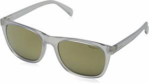 amazon.de Pepe Jeans Sunglasses męskie okulary przeciwsłoneczne Travis przezroczyste (Clear/Grey) 56.0