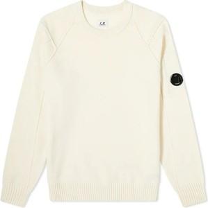 Sweter C.P. Company z wełny w stylu casual