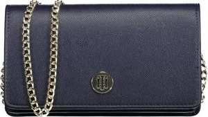 Niebieska torebka Tommy Hilfiger