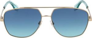 Żółte okulary damskie Marc Jacobs