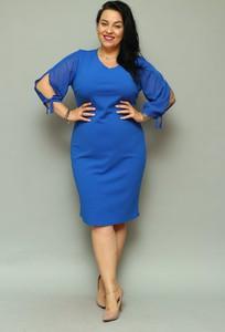 457746c63c sukienki wrocław duże rozmiary - stylowo i modnie z Allani