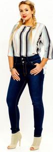 Spodnie Just Jeans w street stylu z jeansu