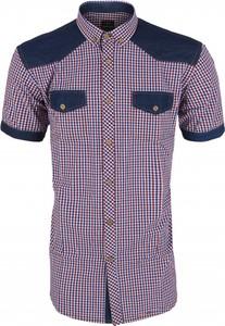 Koszula New Biandly z jeansu z krótkim rękawem
