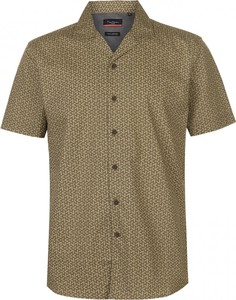 Koszula Pierre Cardin z krótkim rękawem w geometryczne wzory