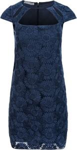 Sukienka Manifiq&Co. z krótkim rękawem mini