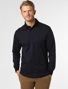 Granatowa koszulka polo Mc Earl
