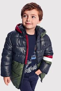 Granatowa kurtka dziecięca Mayoral