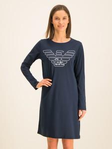 Granatowa piżama Emporio Armani