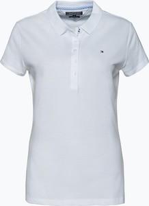 71cd82110c6b3 koszulki polo damskie tommy hilfiger - stylowo i modnie z Allani