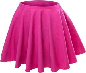 Różowa spódniczka dziewczęca Rennwear