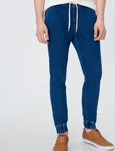 Spodnie Sinsay z jeansu
